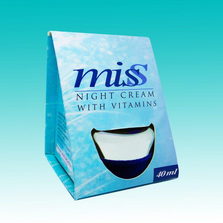 Miss Vitamin